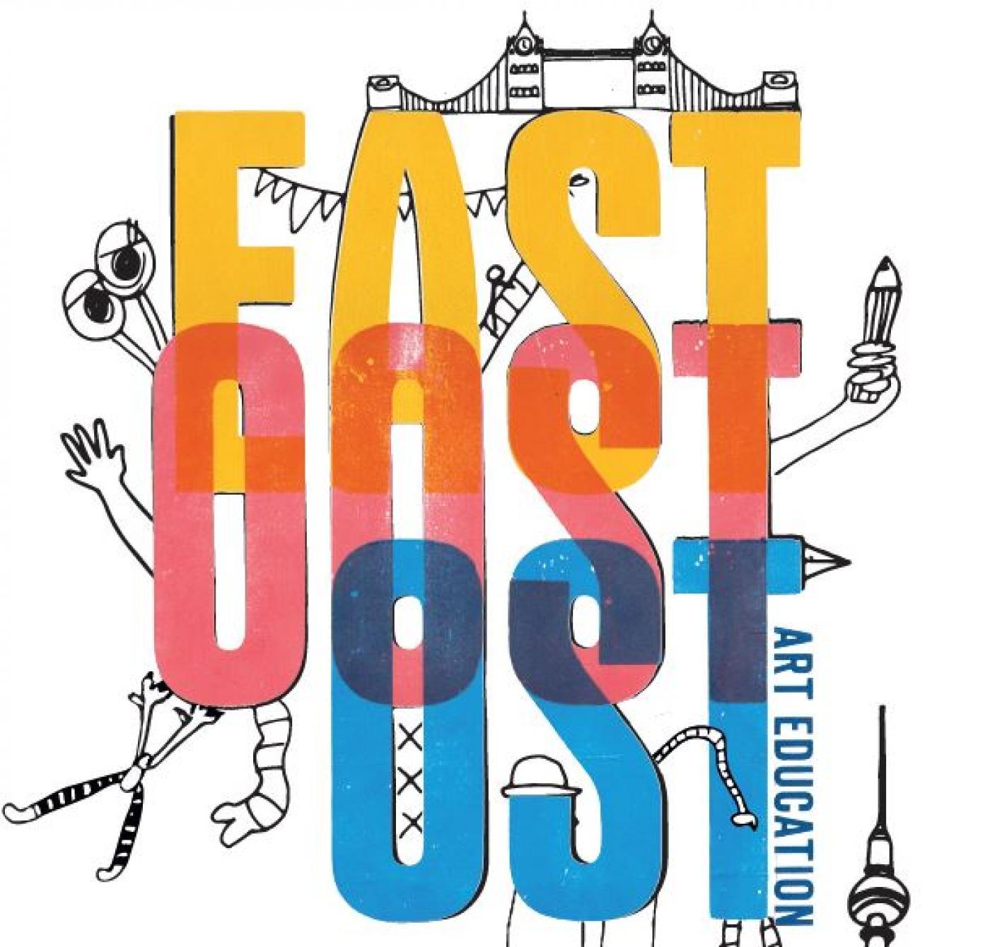 Logo van East Oost Ost