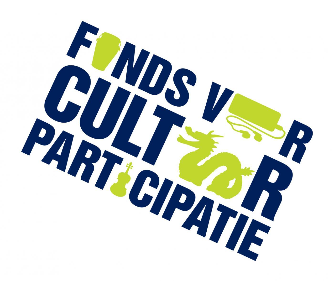 Het oude logo van het Fonds
