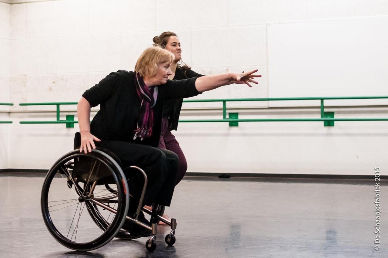 DanceAble: fotocredits De Schaapjesfabriek