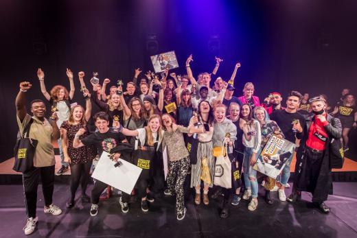 Talent & Festivals 2017-2020