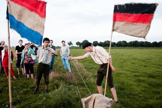 Nederland-Duitsland jonge kunst