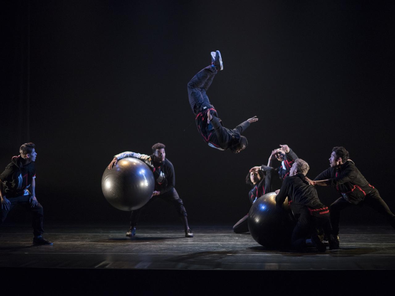 Breakdancecrew the Ruggeds
