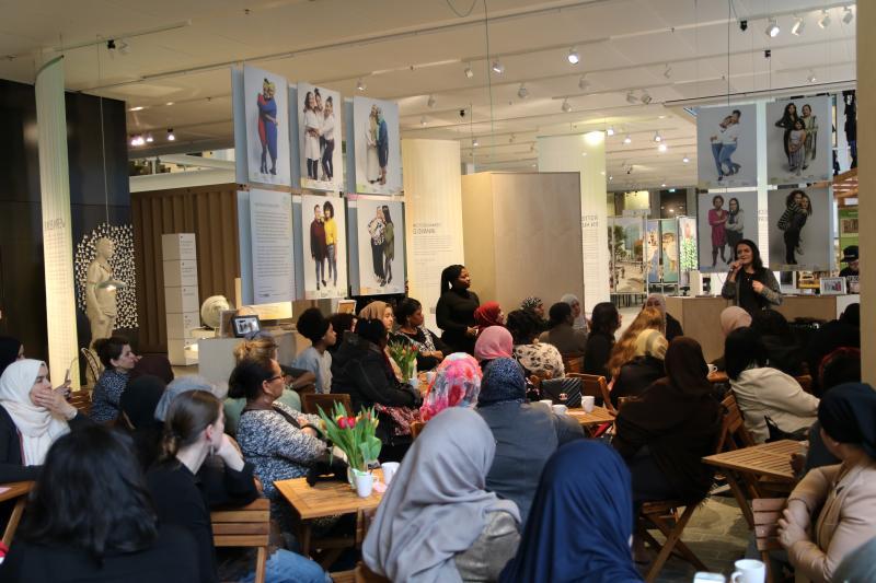 Verhalencafé Talentfabriek