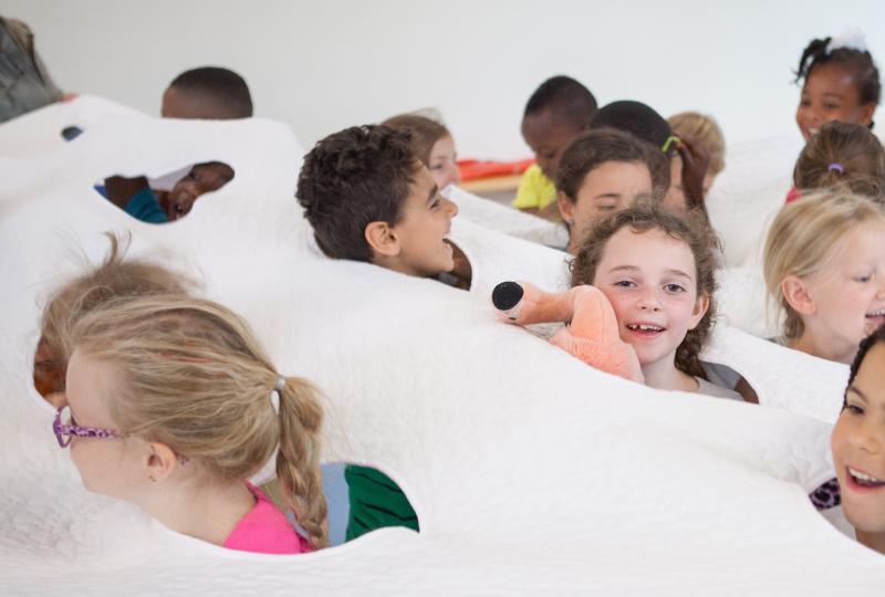 Met kinderen naar het museum