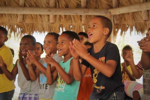 Caribisch Nederland: Cultuureducatie met Kwaliteit