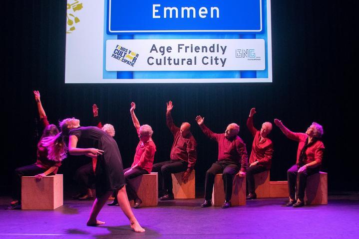 Emmen wint BNG Bank Lang Leve Kunstprijs 2018
