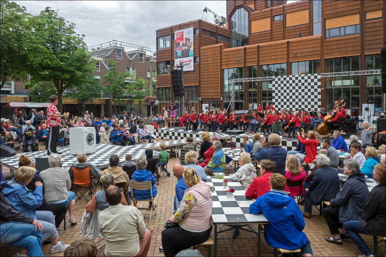 De Wasserette De Musical - C: Geert van der Wijk