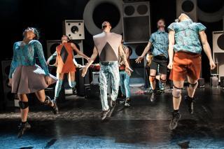 Aanvragen voor Meerjarige subsidie Talent & Festivals