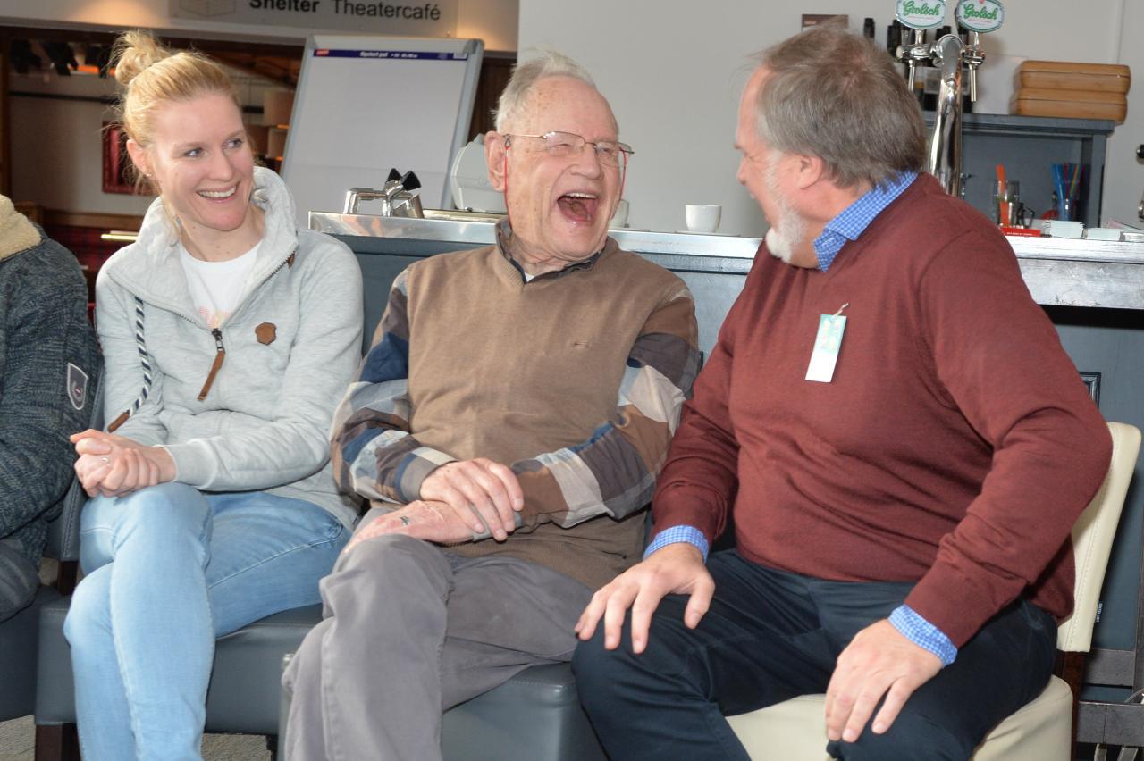 Kwiekmakers verzorgen activiteiten met ouderen vaak één op één.