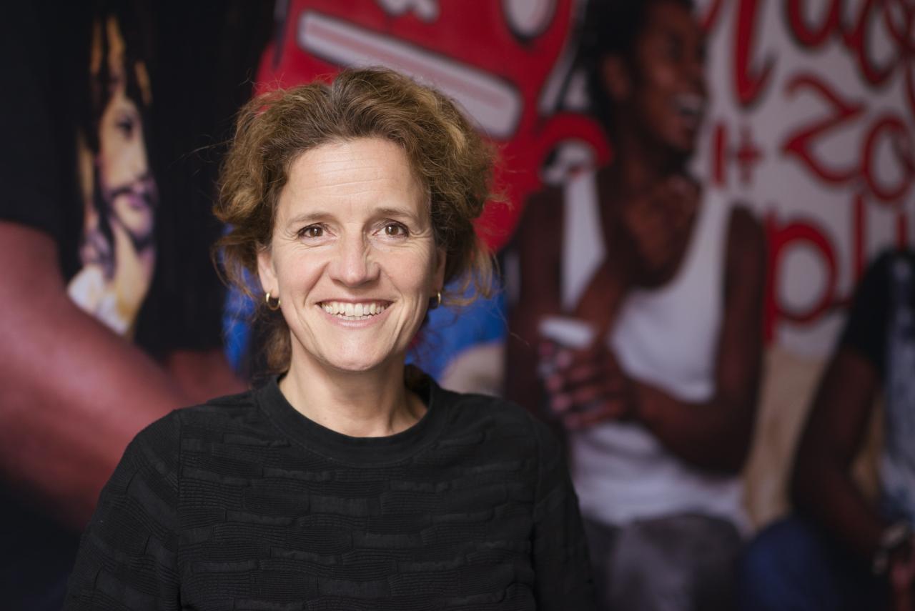 Hedwig Verhoeven directeur-bestuurder Fonds voor Cultuurparticipatie