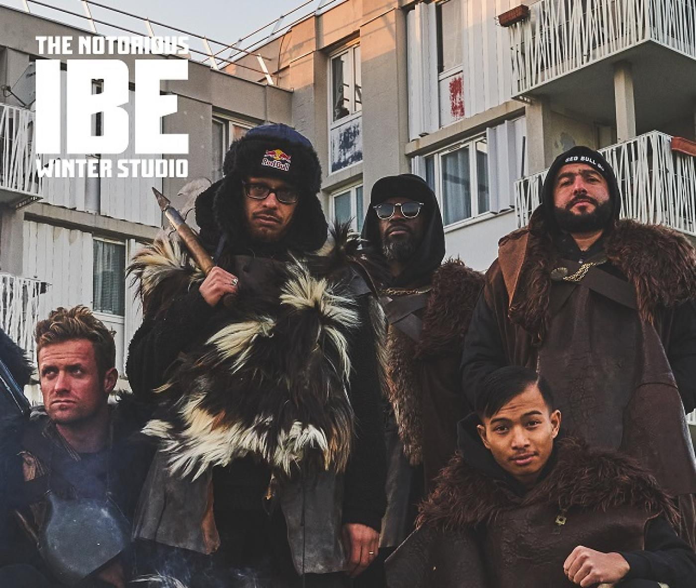 IBE Winter Studio - The Notorious IBE