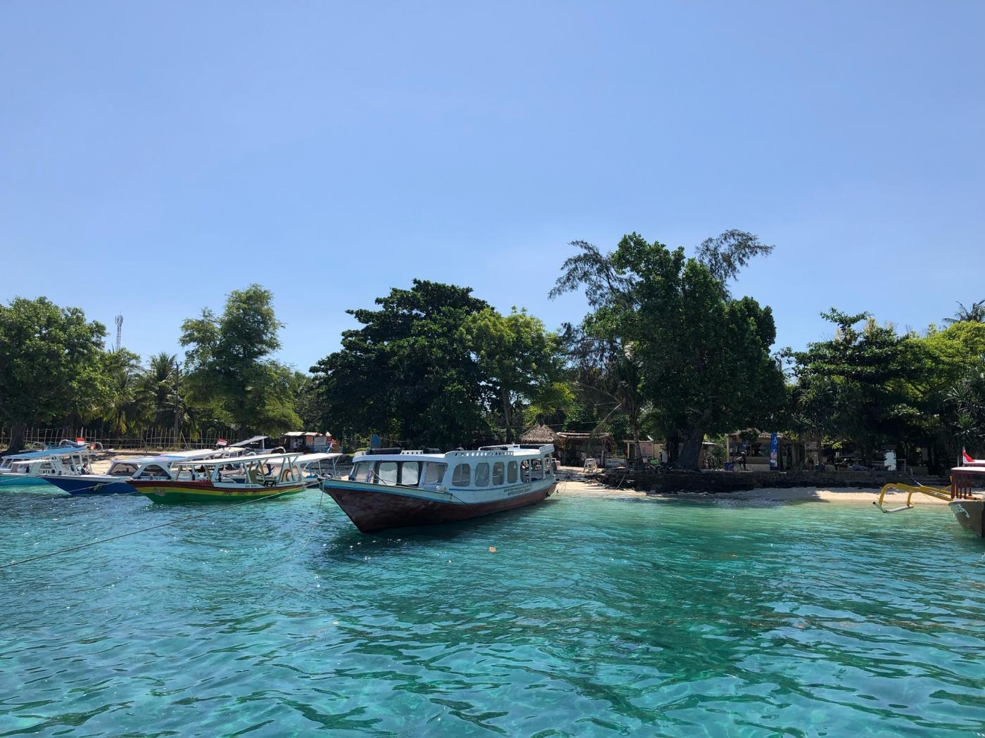 Gili Air, Lombok, Indonesië