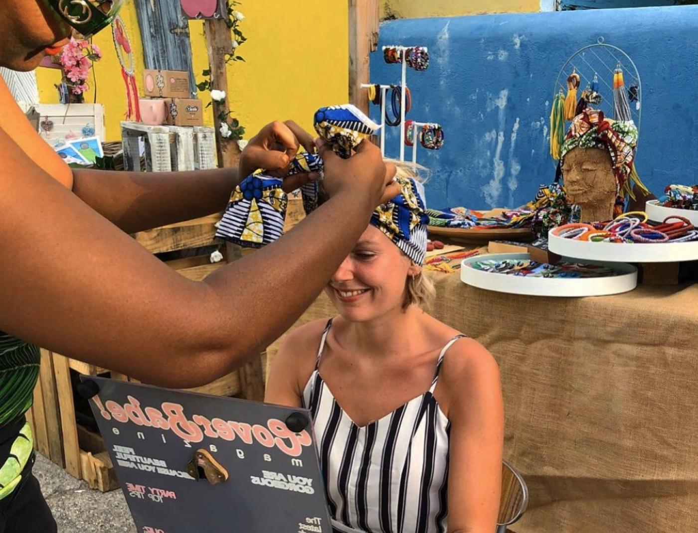 Street culture festival 'Kaya Kaya', Ser'i Otrobanda, Curaçao