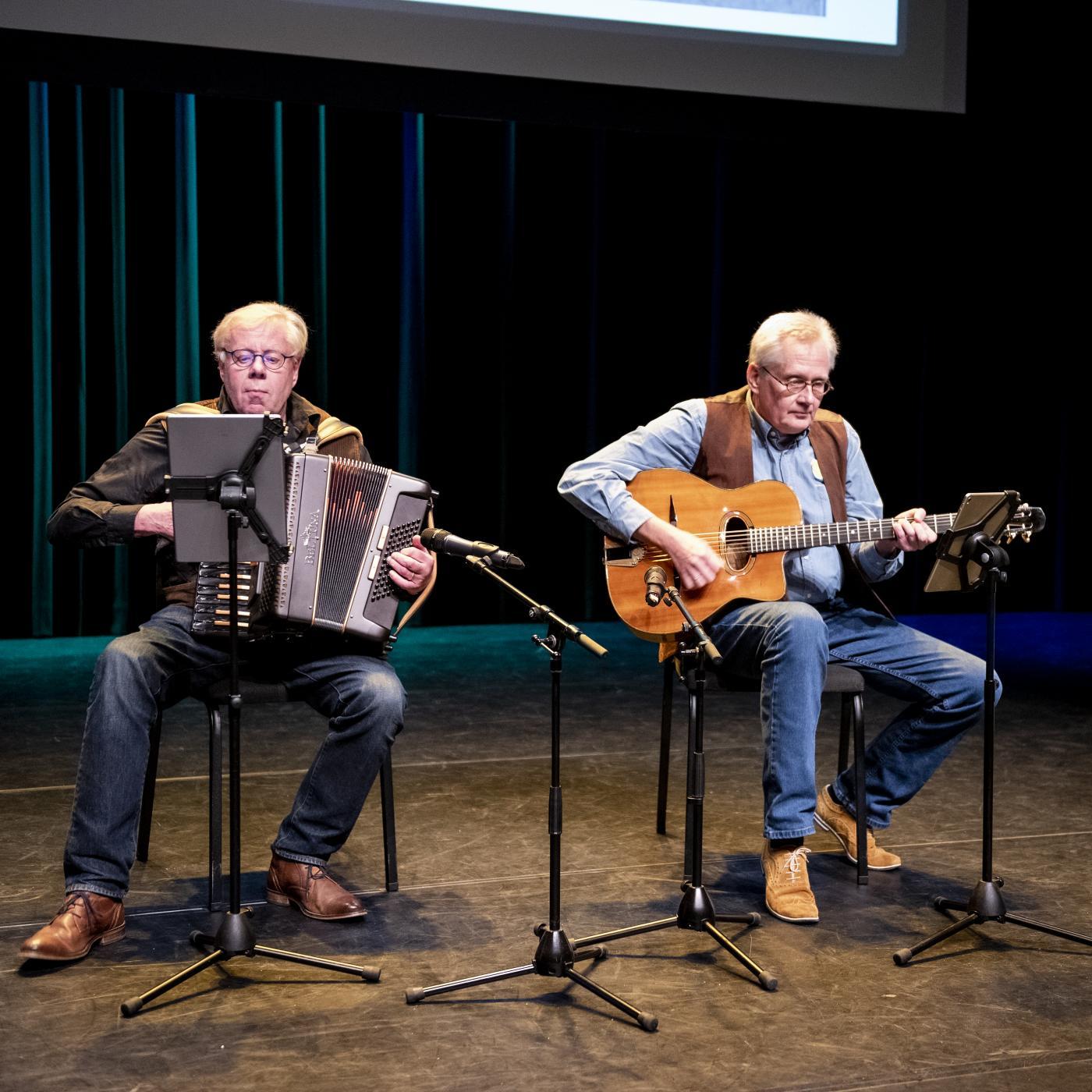 Broers uit Zeeland maken sinds kort weer muziek samen