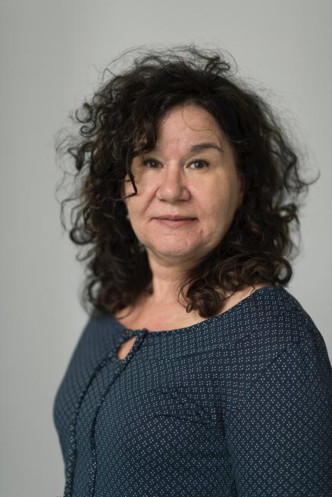 Nancy Dornford