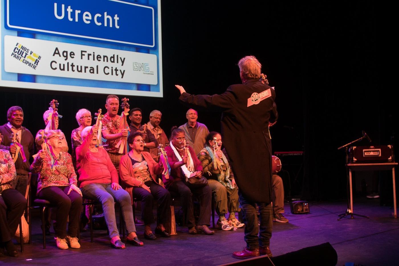 Grijze Koppen Orkest uit Age Friendly Cultural Utrecht