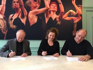 Samenwerking met het Duitse Fonds Soziokultur verlengd