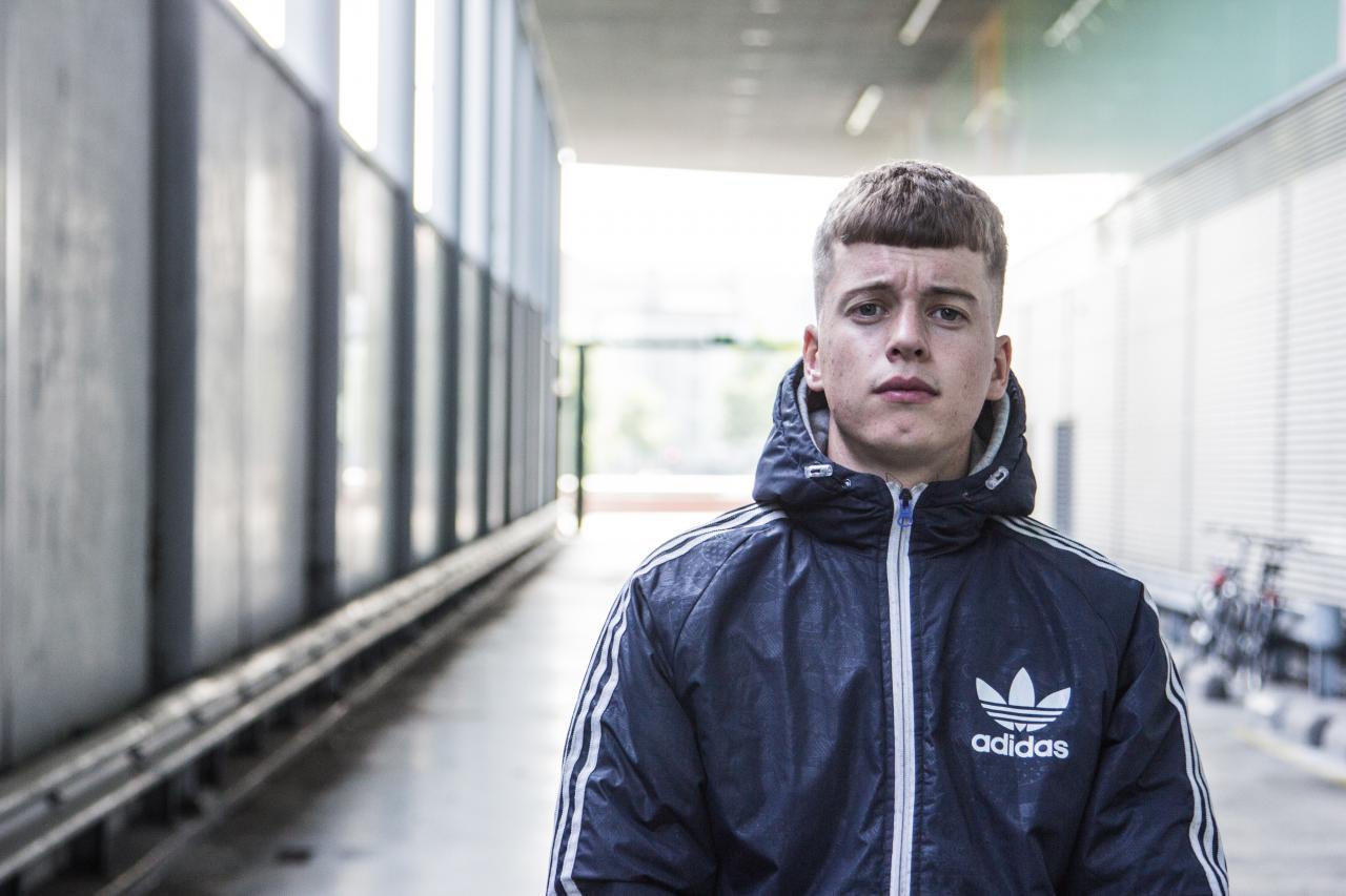 Rapper Pjotr ontwikkelde zich verder met subsidie van het Fonds
