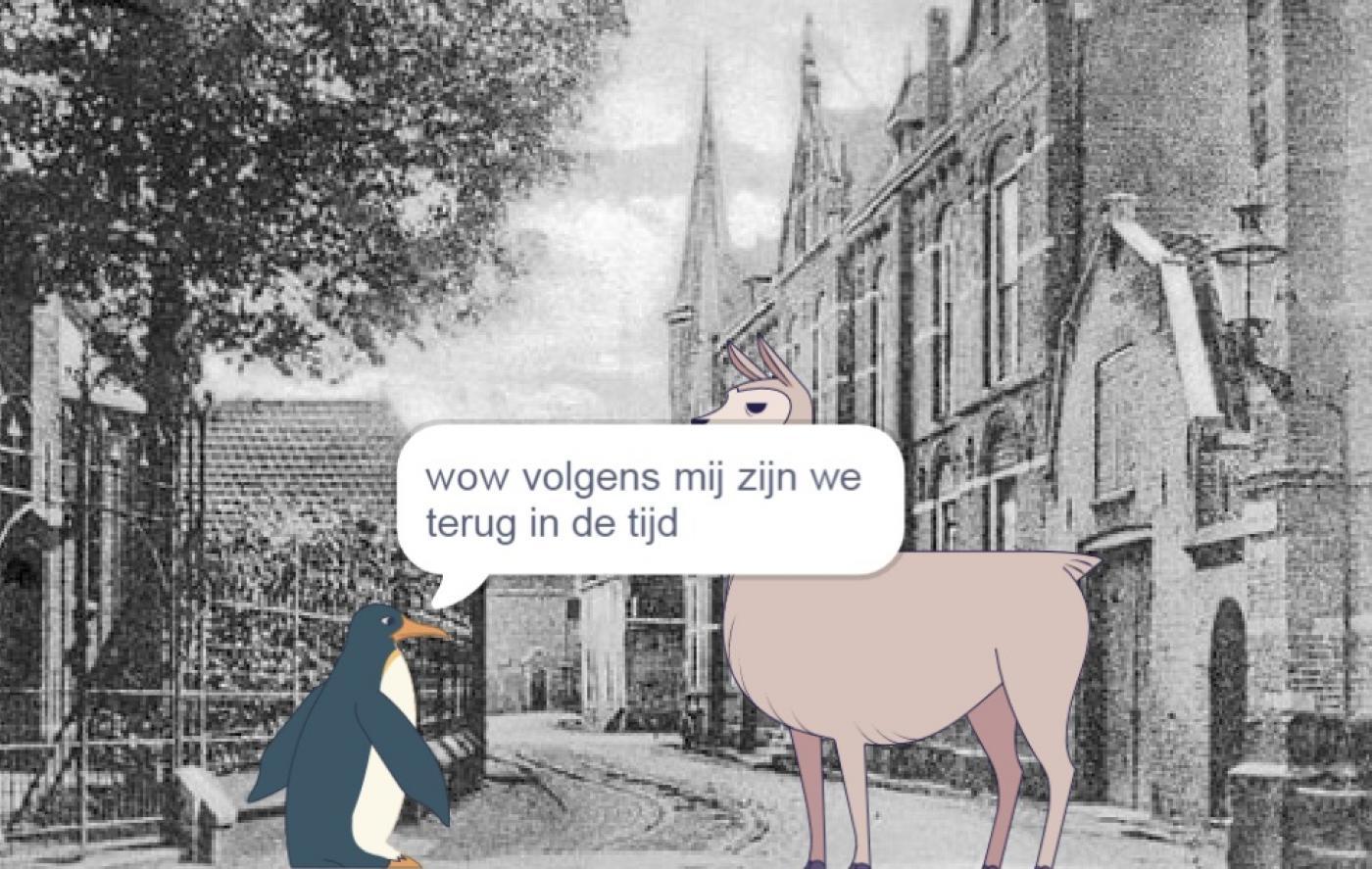 Aap Noot Scratch - Stichting Touwmuseum de Baanschuur