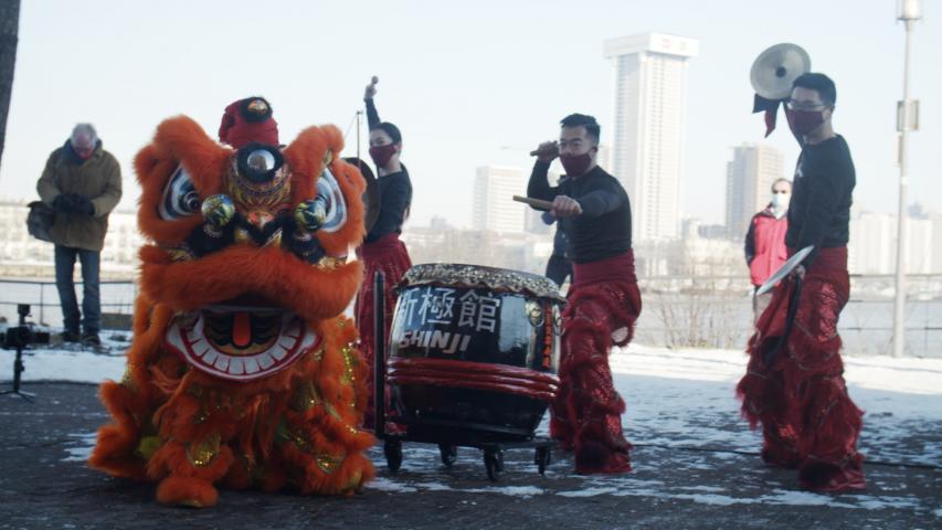 De traditie van het Rotterdams Chinees Nieuwjaar