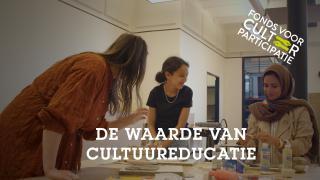 Wat is de waarde van cultuureducatie?
